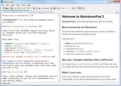 markdownpad2