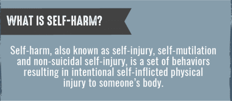 what-is-self-harm